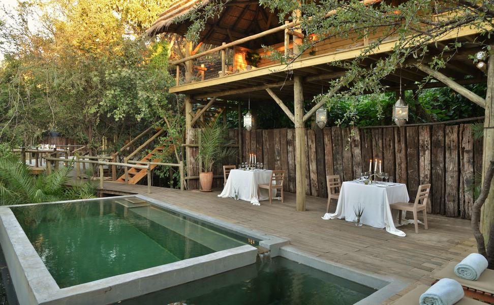 Chobe Bakwena Lodge Su Di Noi