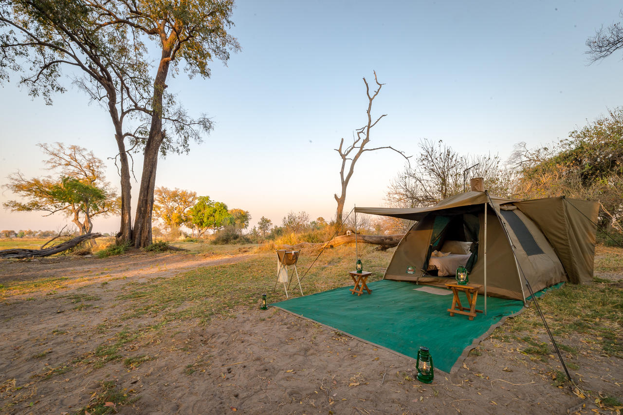 ... Typical Safari Dome Tents A safari style dome tent is your room for the ... & Xaxaba Island Camp - Photos