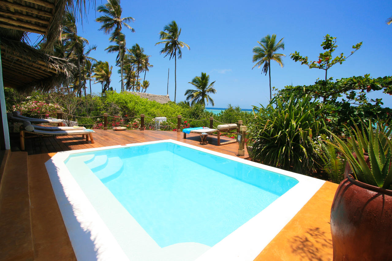 Matemwe beach house photos for Pool and pool house