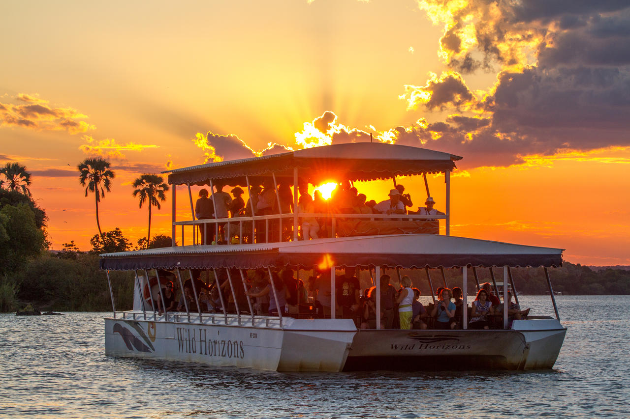 The original pioneers of safari and adventure activities and the first word in things to do and what to do in Victoria Falls Shearwater is in its 4 th decade and