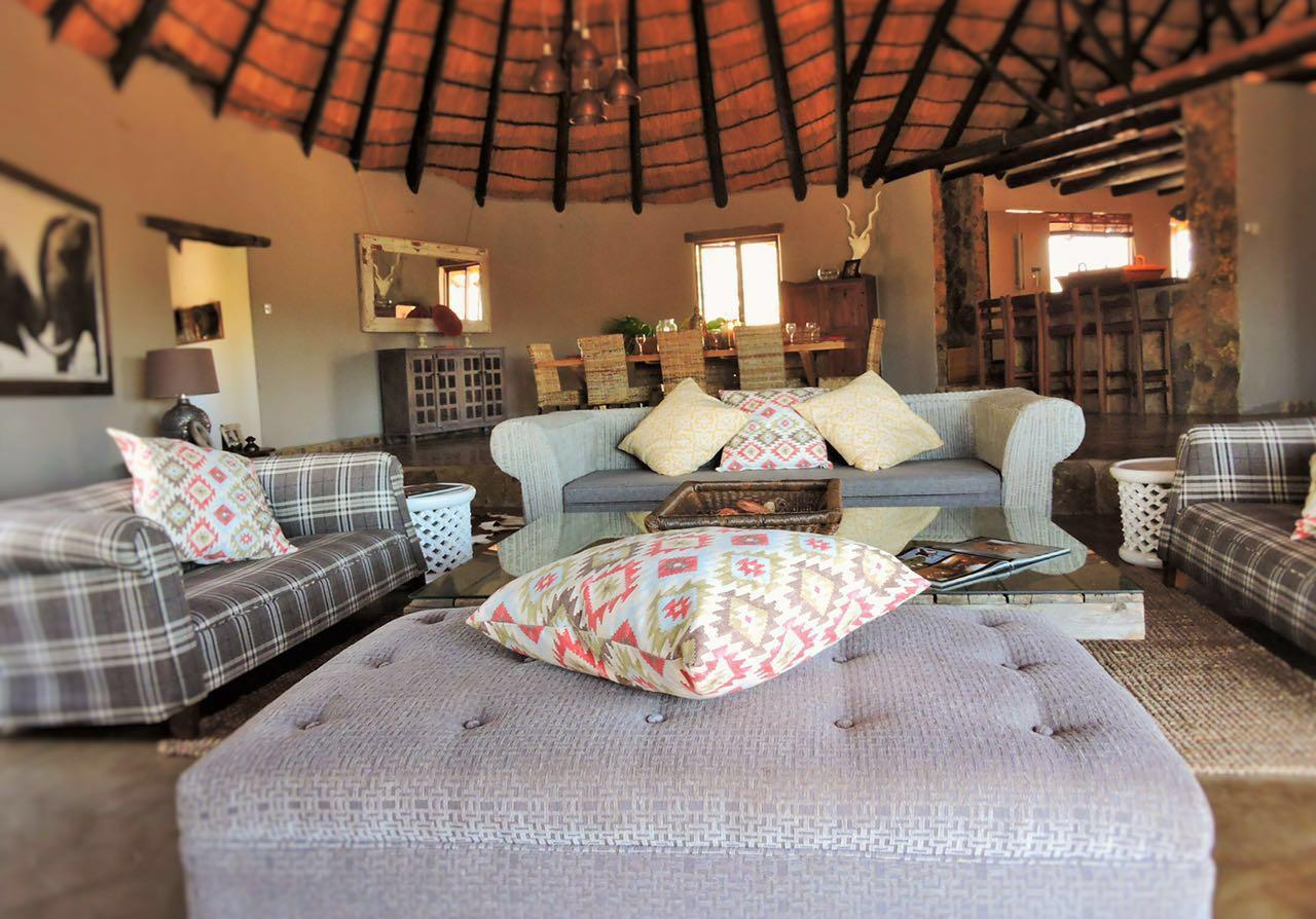 Now their family has a great room where they can lounge and - The Home Stead Lounge Area Two Thousand Years Ago The Bushmen Called Matopos Their Home Now You Can Too For 26 Years The Stead Family Have Shared Their
