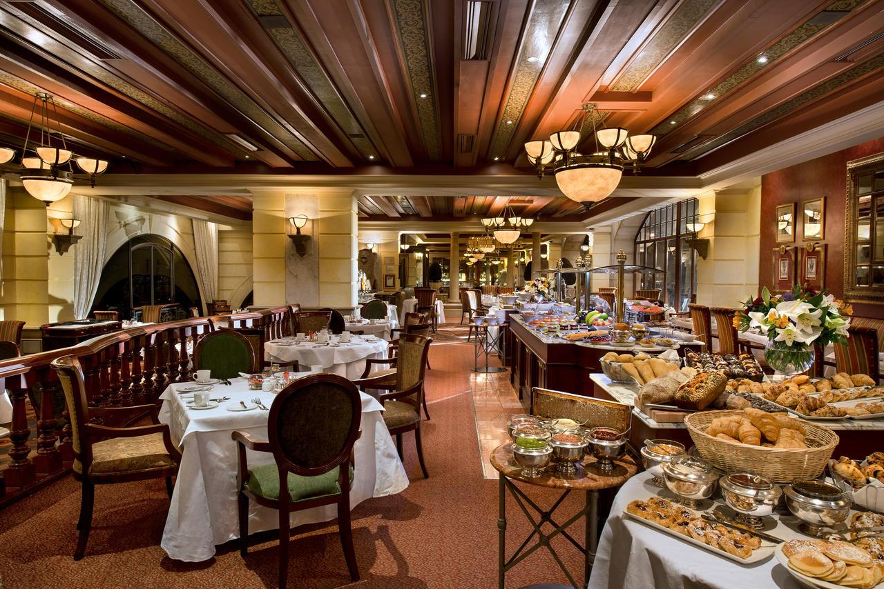 Michelangelo Hotel Restaurant