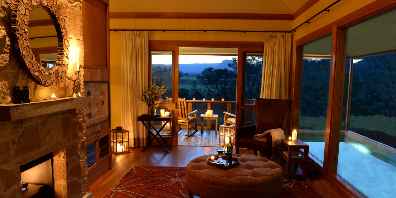 Emirates Wolgan Valley Resort And Spa Nsw