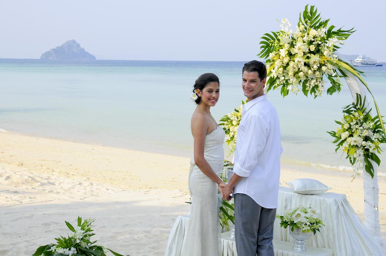 Holiday inn phi phi wedding