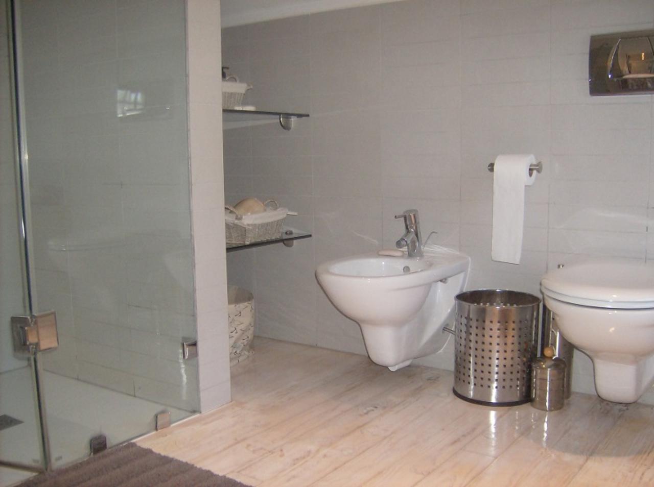 Open plan ensuite bathroom ideas -  Open Plan Design Which Easily Flows To The Glorious Ensuite Ensuite Bathroom Shower Bath Bidet