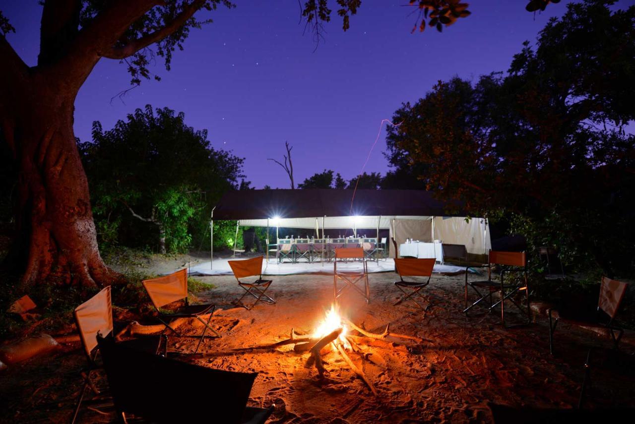 xobega island camp photos