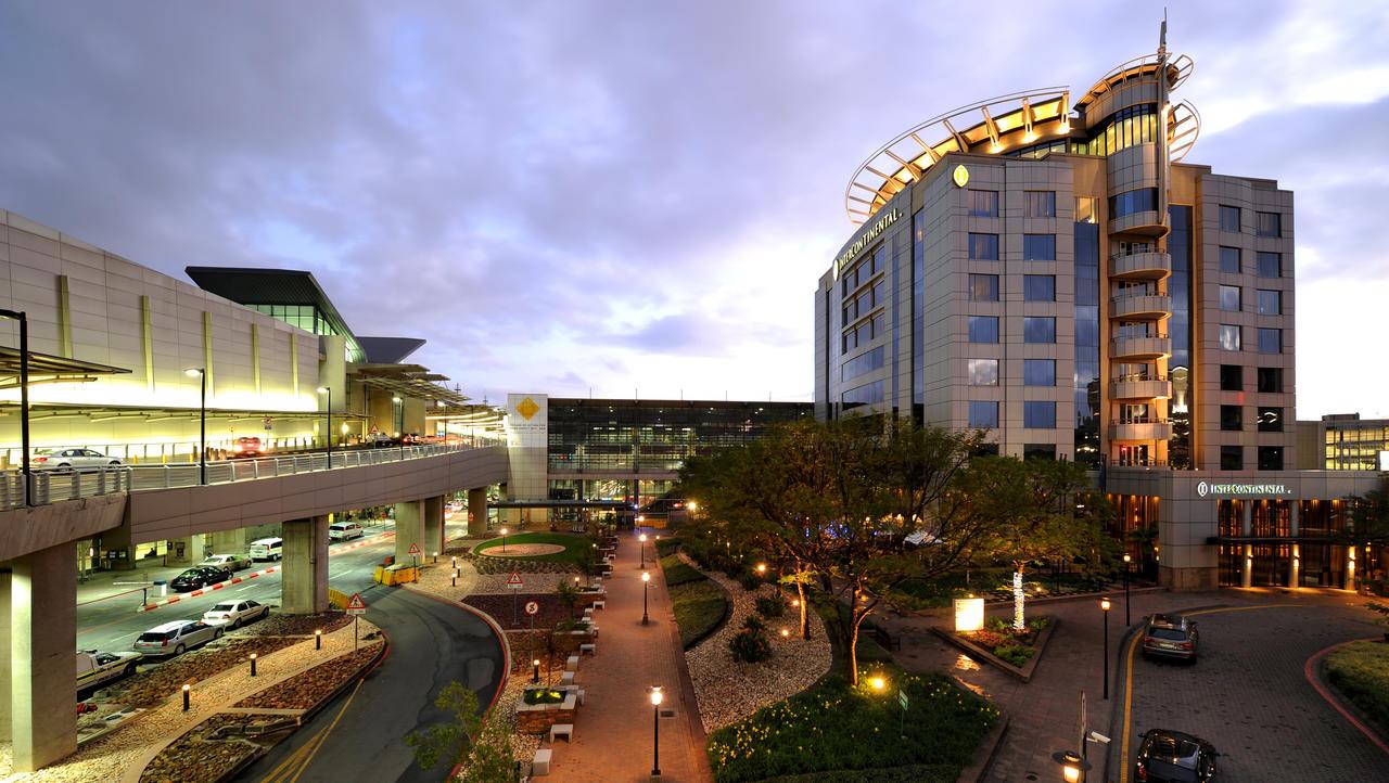 Intercontinental Airport Hotel Johannesburg