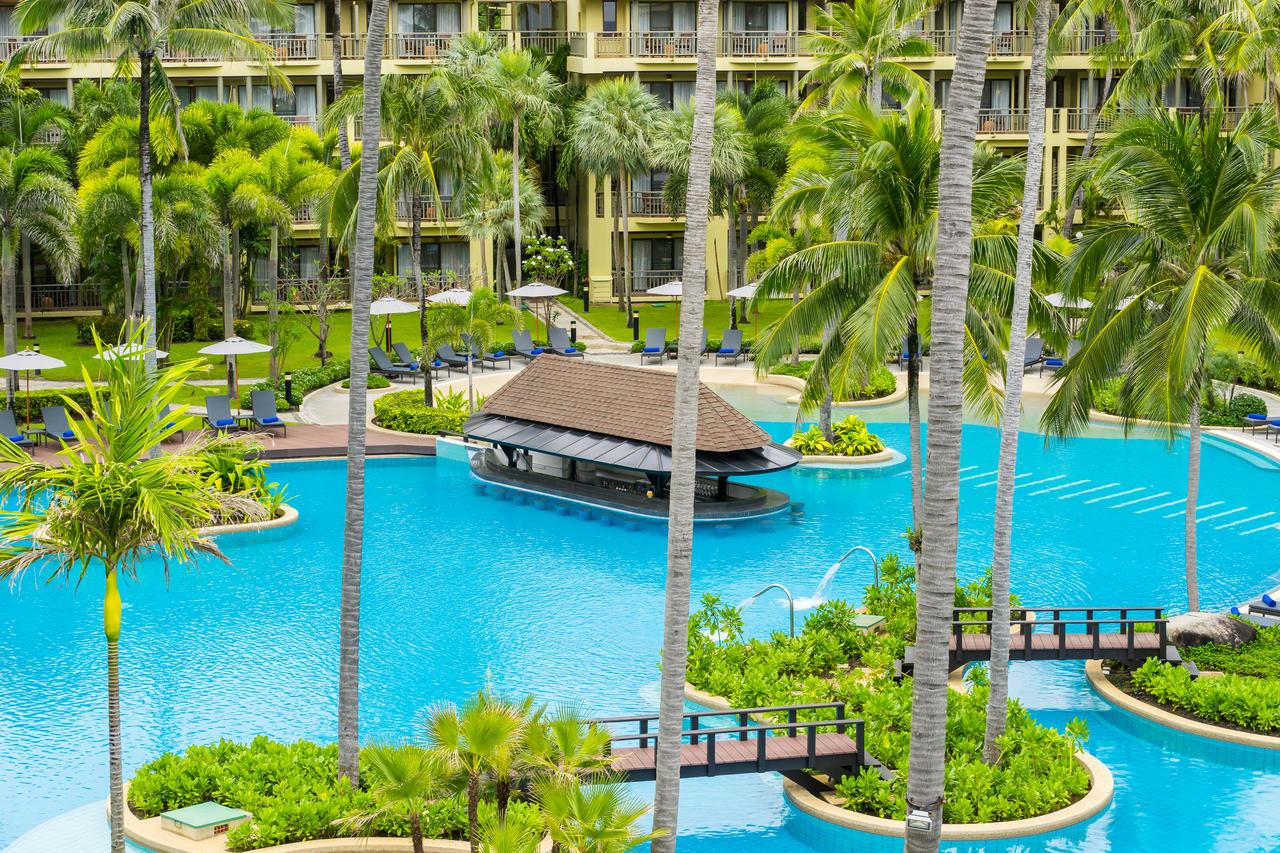 Map Of Marriott Phuket Beach Club