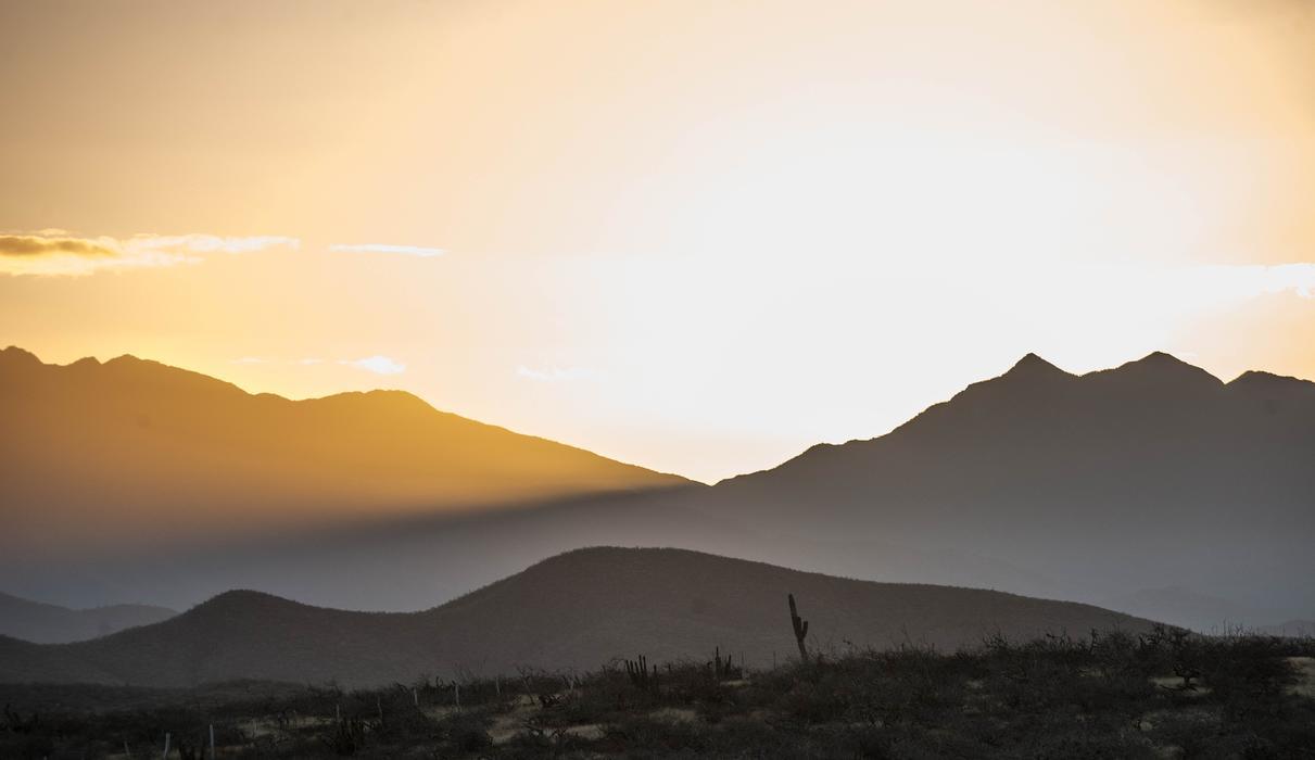 Western View at Los Colibris Casitas