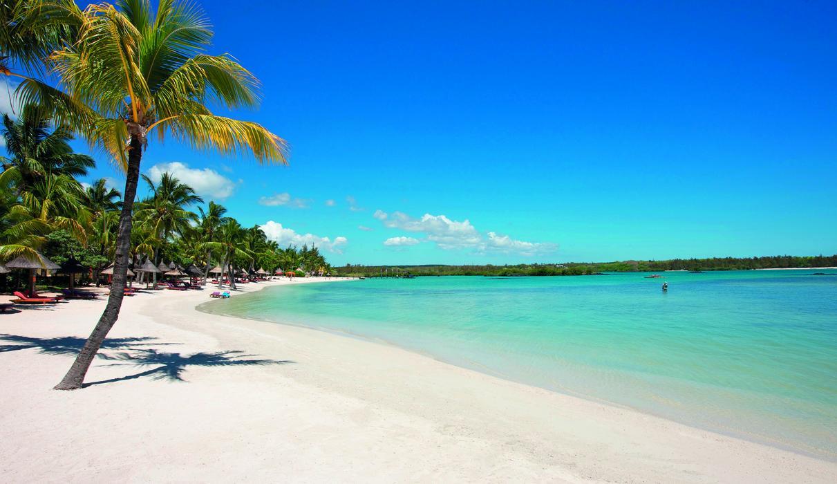 Pristine beachfront