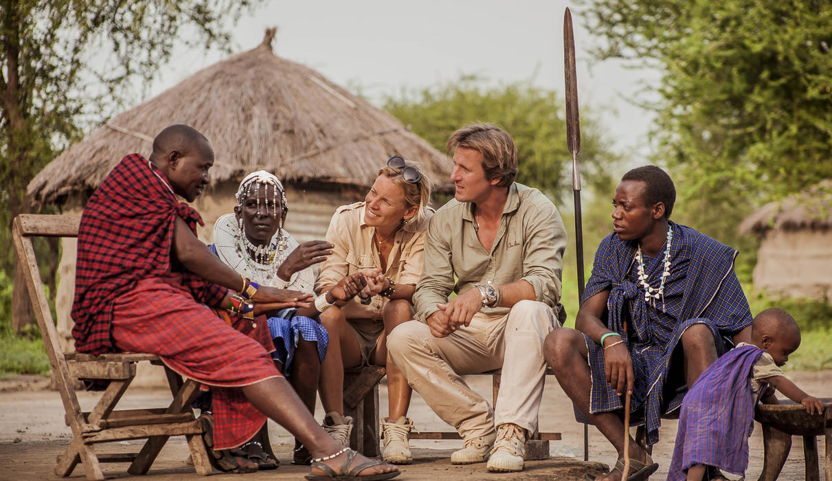 Expand your cultural horizons on a tour to learn about the Maasai