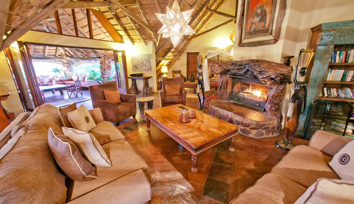 Sable suite lounge