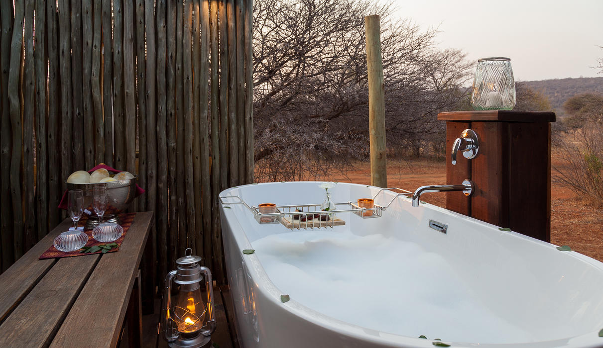 Tintswalo at Lapalala brings nature into everything, and everything into nature