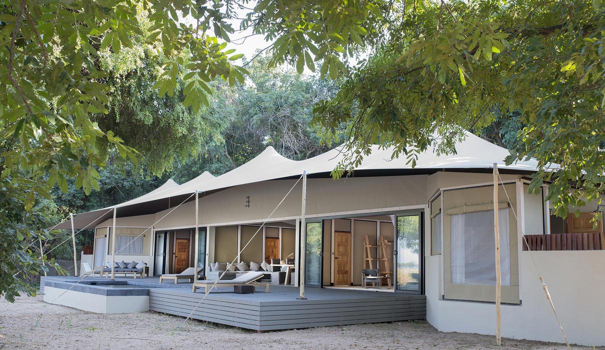 2 Bedroom Family Tent