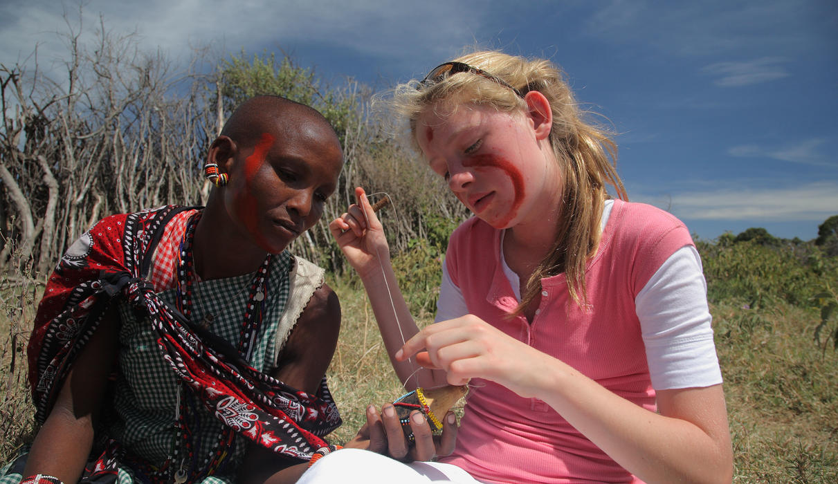 Learning from the Maasai