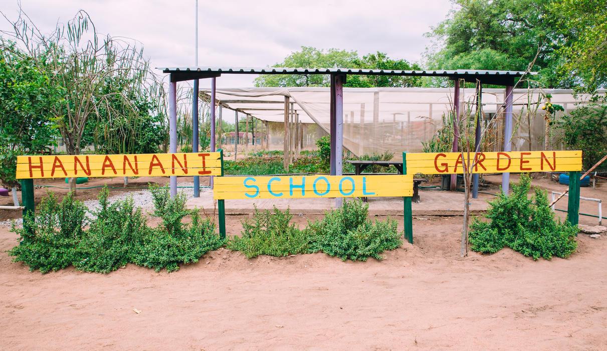 Hananani School Garden