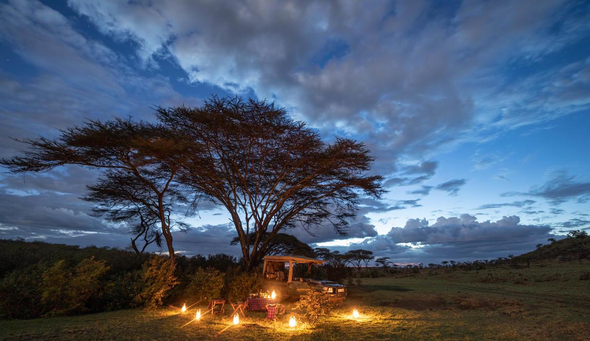 Mara Nyika Sundowners