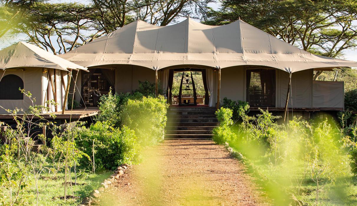 Mara Nyika Entrance