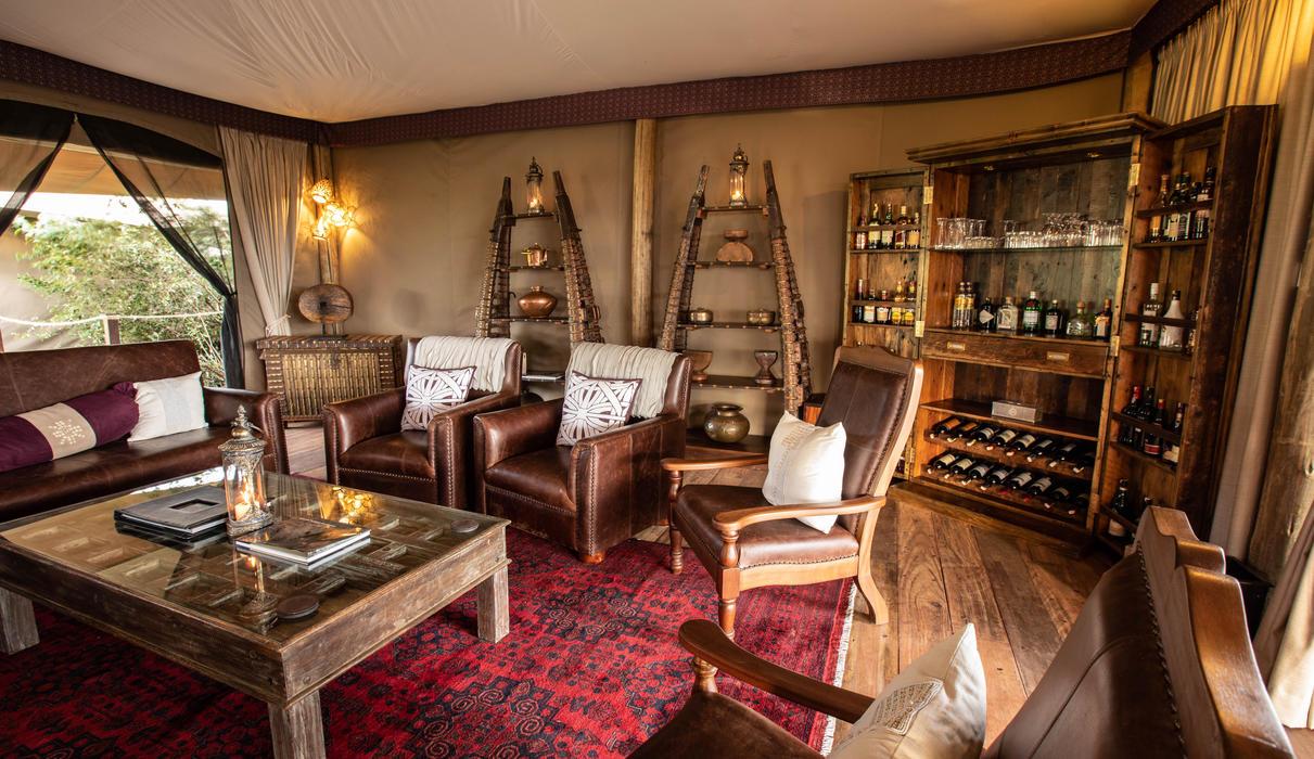 Mara Nyika Lounge