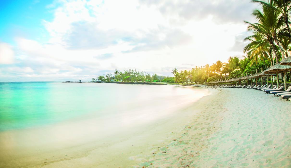 2km of pristine beachfront