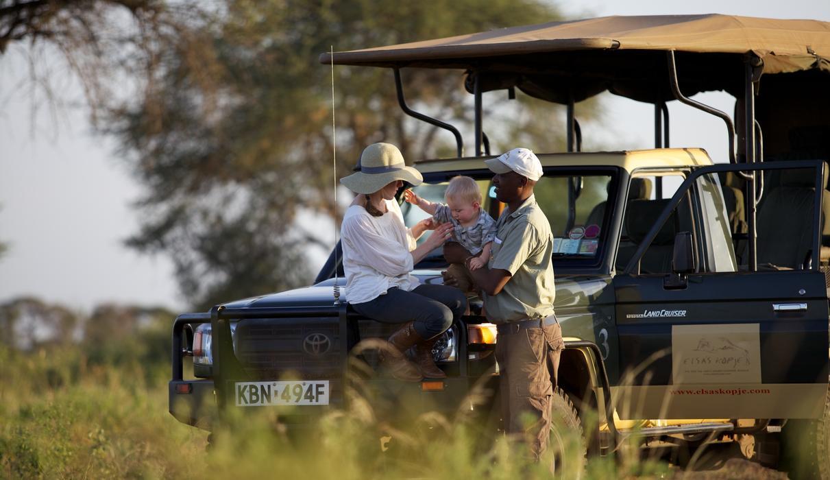 Family safaris in Meru