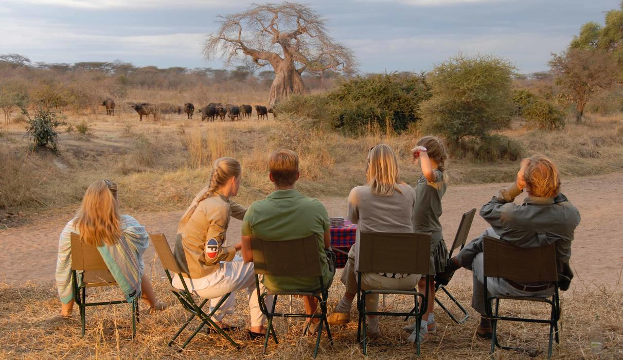 Far from the madding crowds of the northern circuit, experience a true authentic safari experience