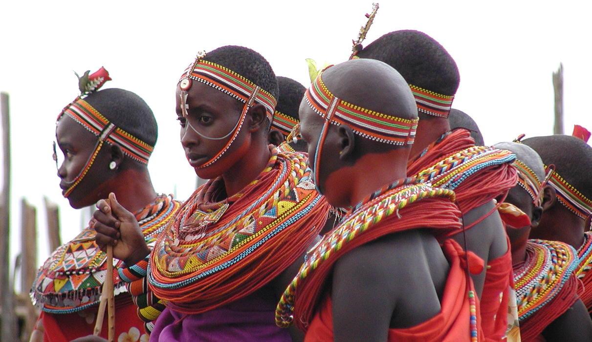 Visit a Samburu village