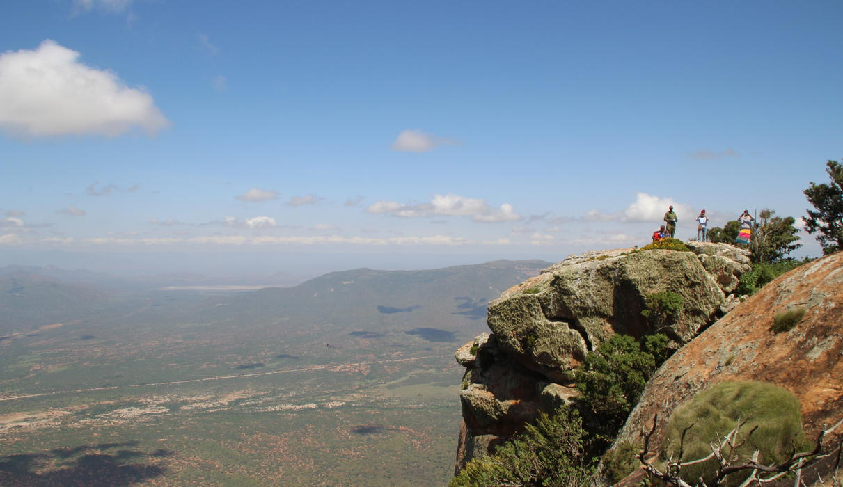 Mount Ololokwe Excursion