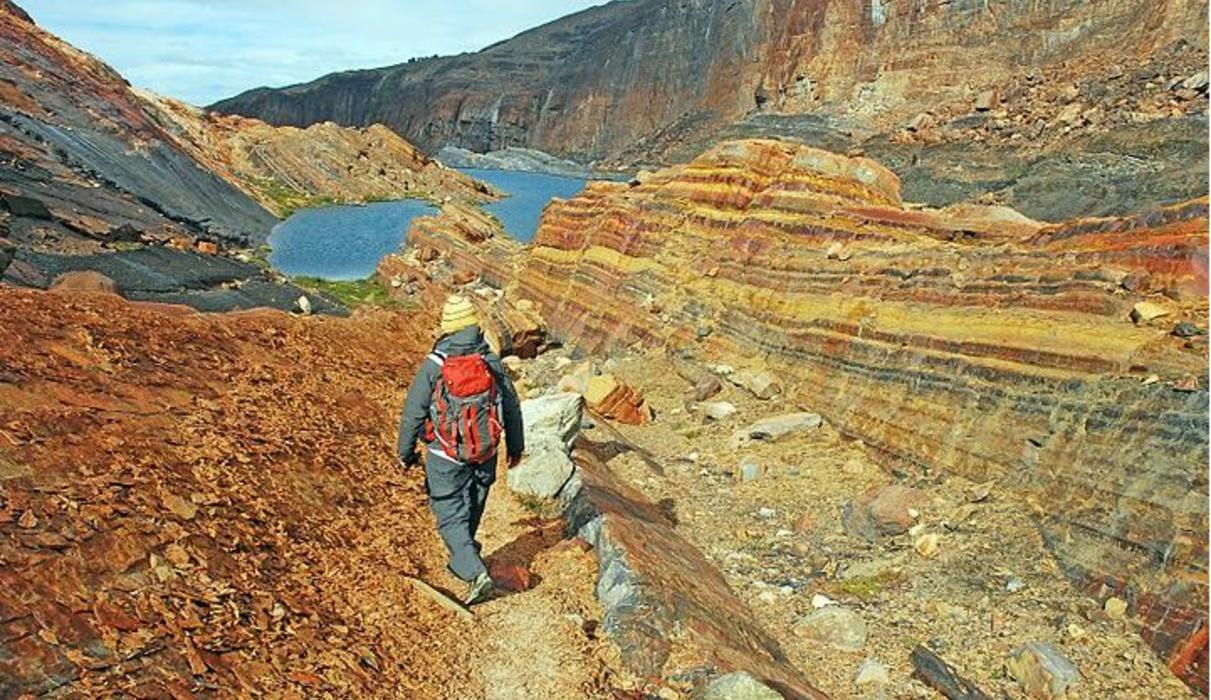 Estancia Cristina - FD Trekking - Cañadón de los Fósiles