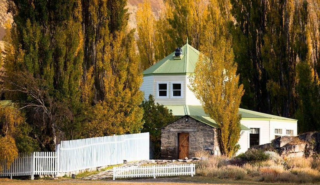 Estancia Cristina - Lodge