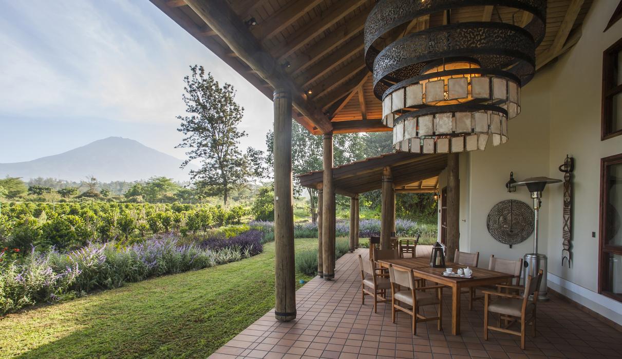 Garden Cottage verandah
