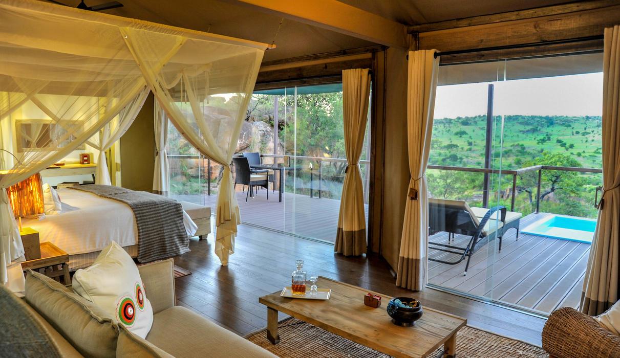spacious accommodation en suite