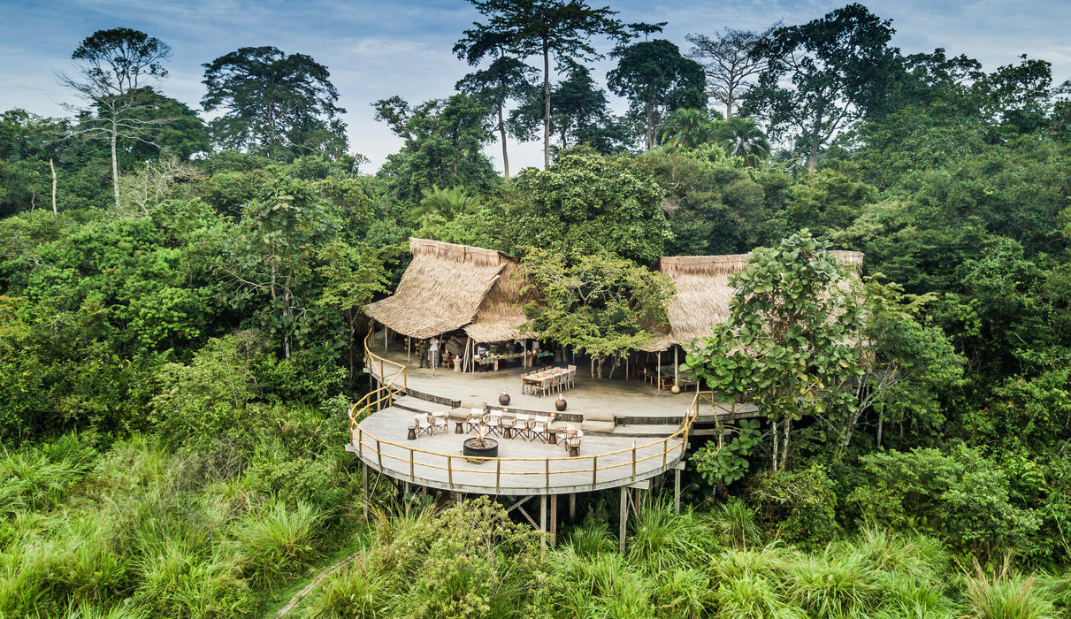 Lango Camp forms part of the Congo Conservation Company Discovery journeys (4, 7, 10 & 11 nights)