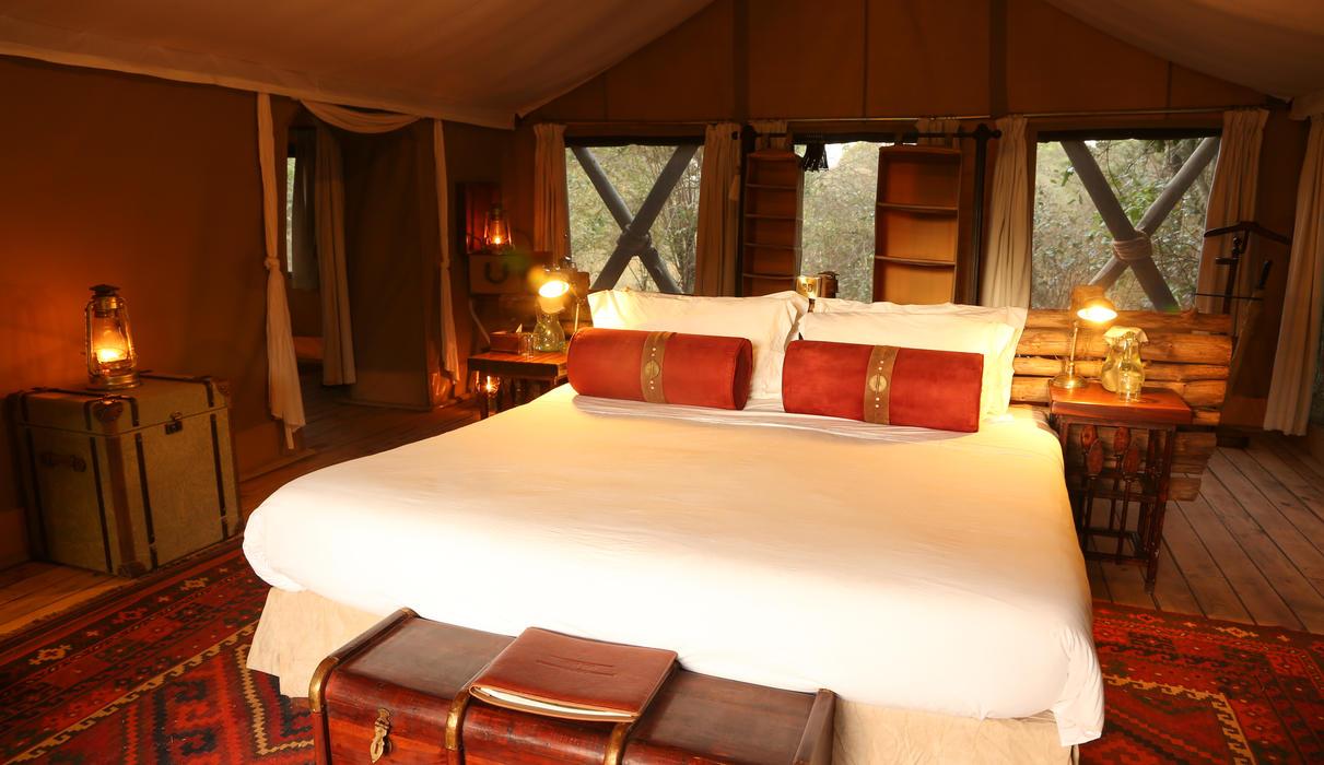 Mara Expedition Tent Interior