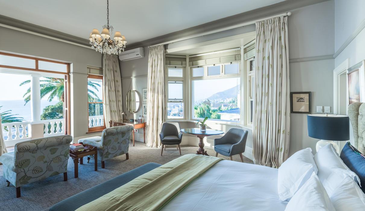 Ellerman House- Bedroom