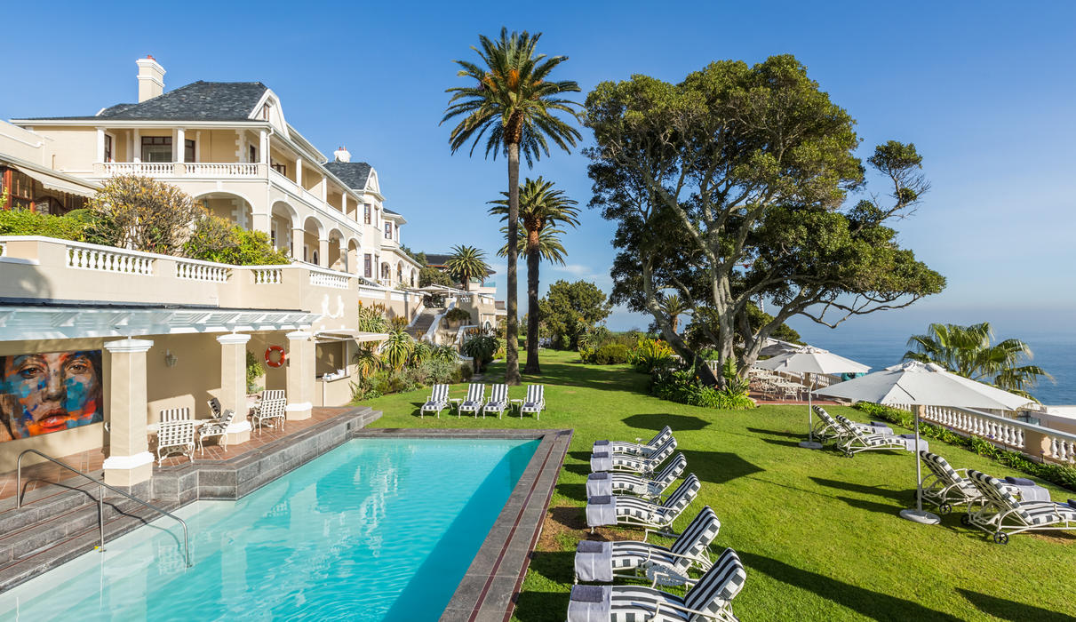 Ellerman House- Pool