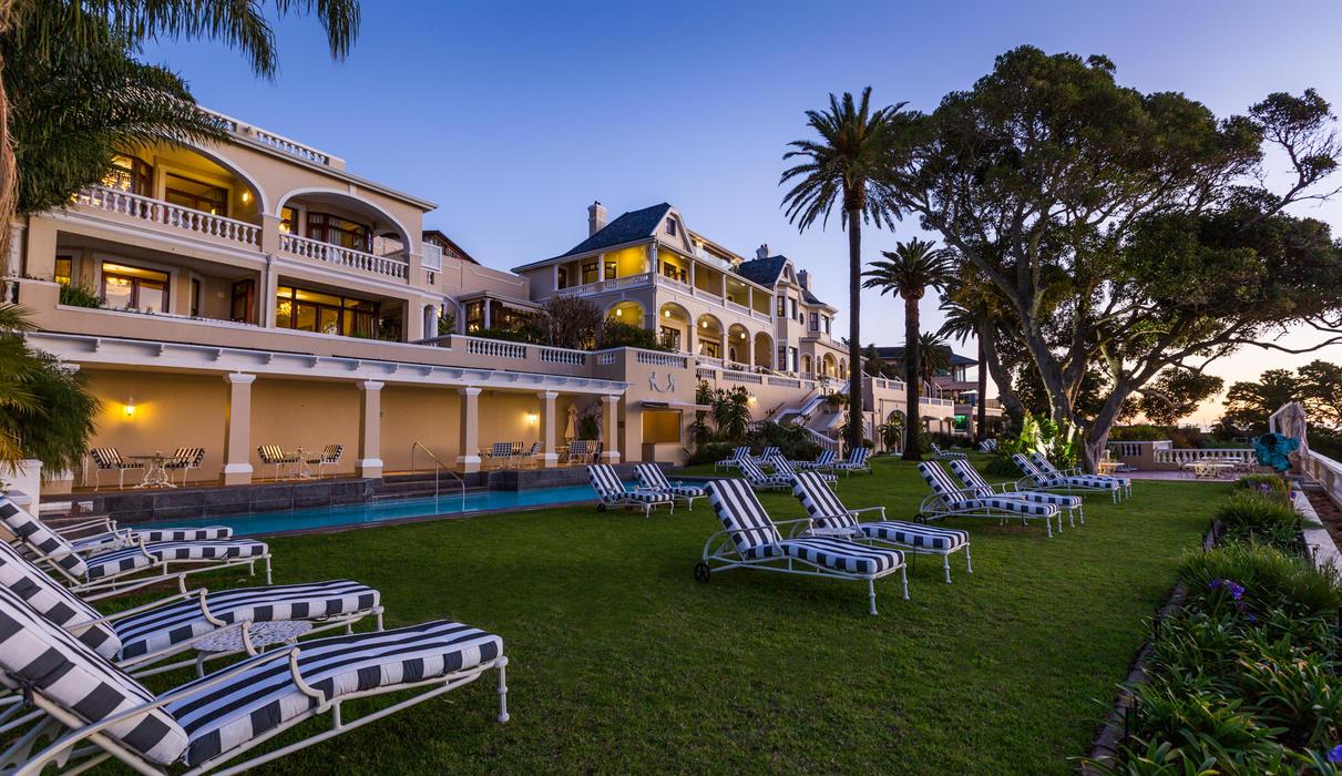 Ellerman House- Garden
