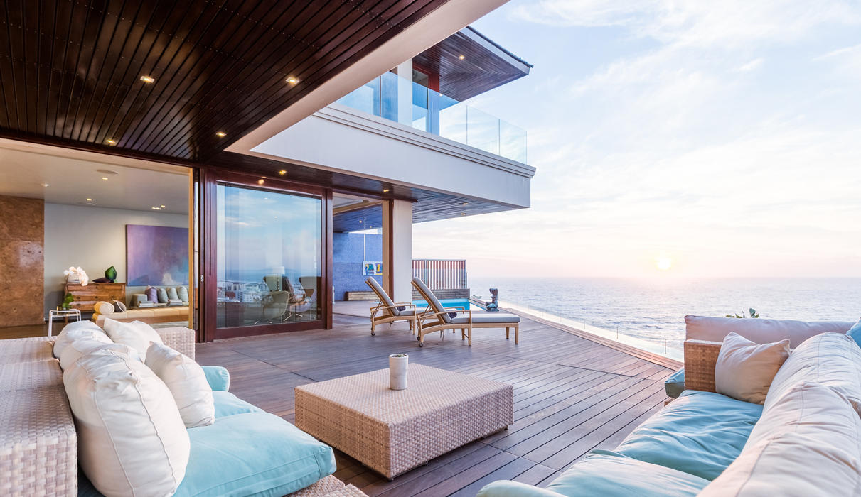 Ellerman House - Villa One Deck