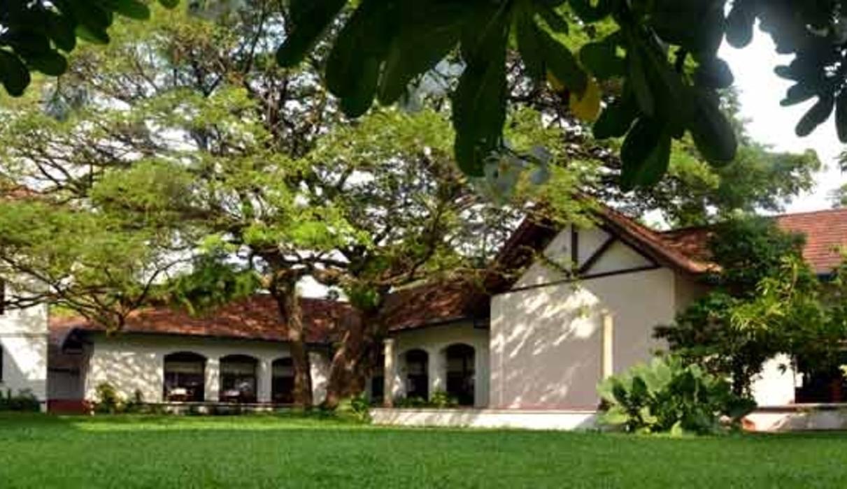 The Brunton Boatyard Hotel, Exterior Gardens