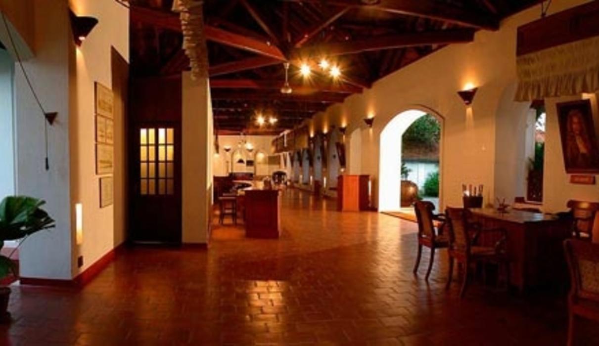 The Brunton Boatyard Hotel, Lobby Area
