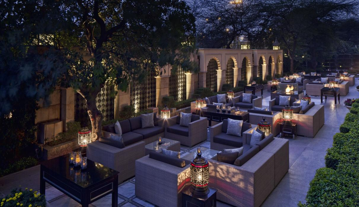 City's most beautiful and picturesque alfresco spaces for all the unhurried indulgences