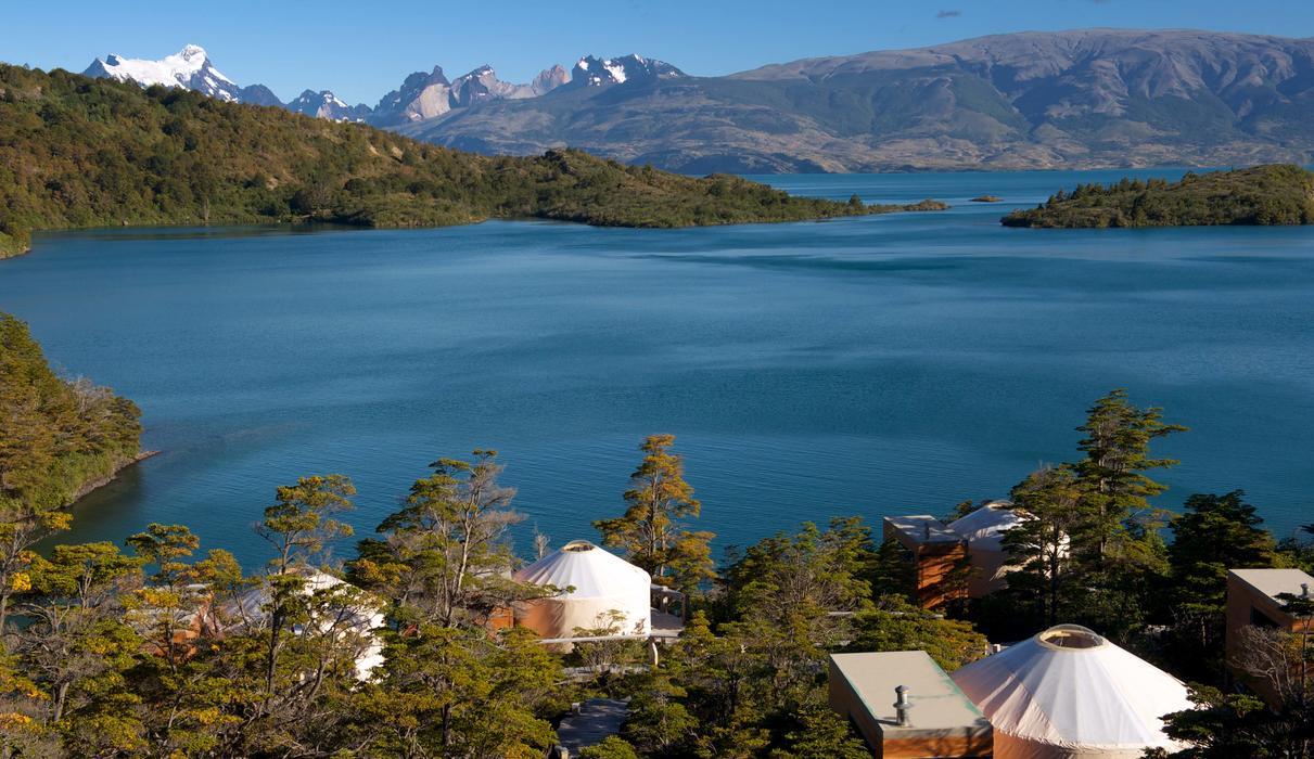 Patagonia Camp general view