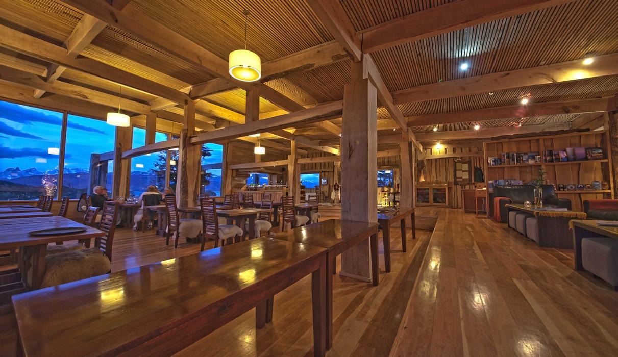 Patagonia Camp Restaurant