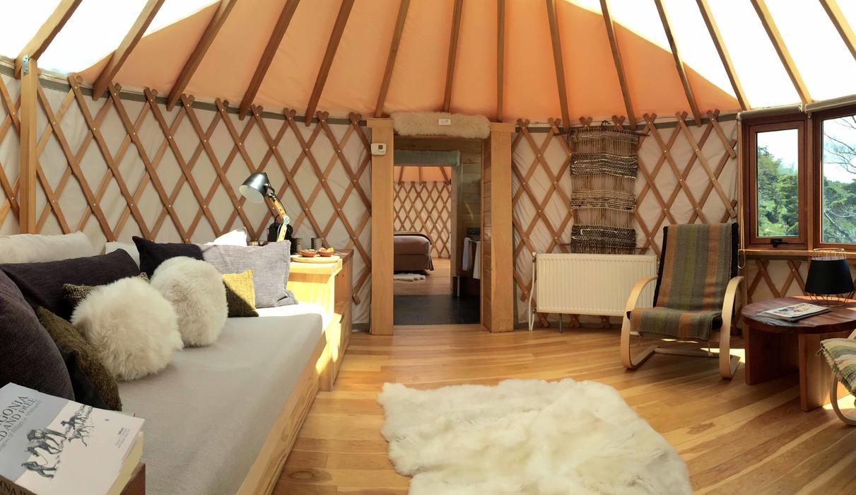 Patagonia Camp Suite Yurt