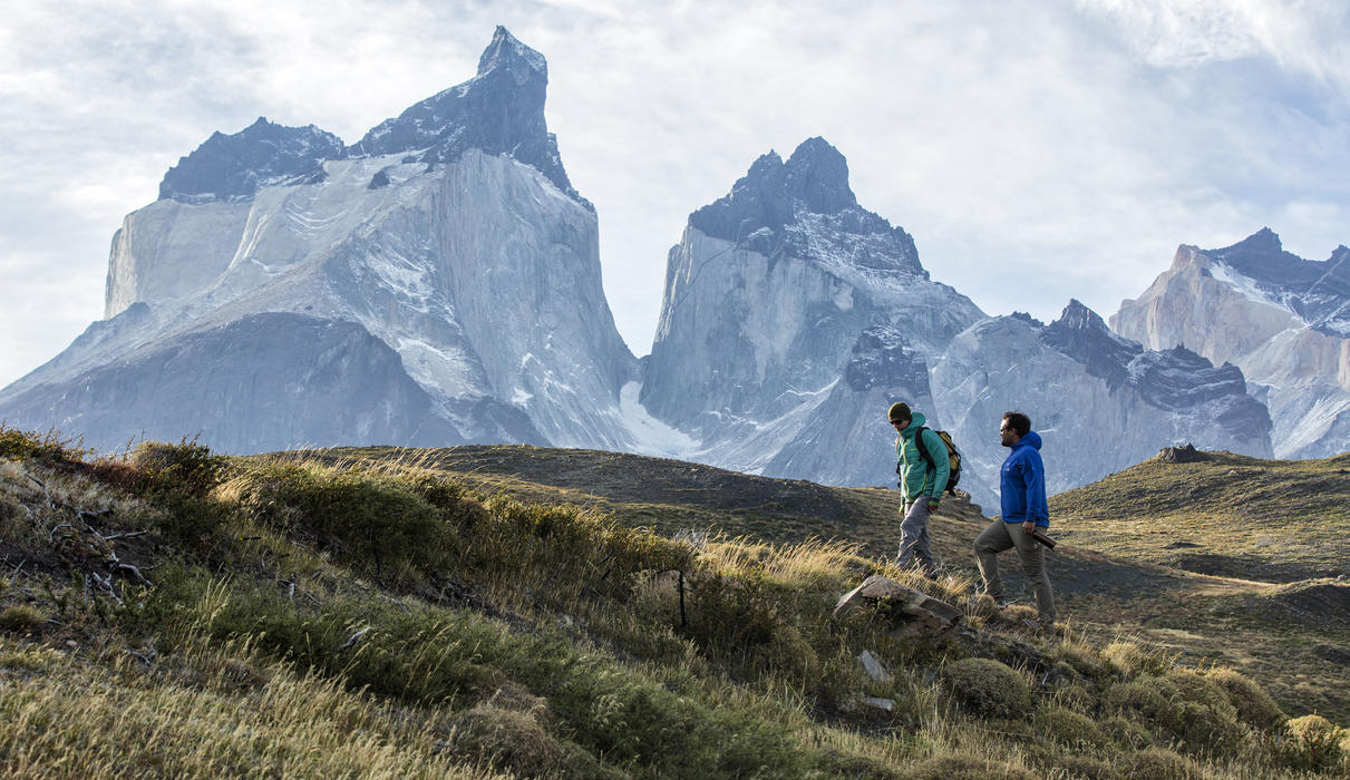 Patagonia Camp hike in Torres del Paine