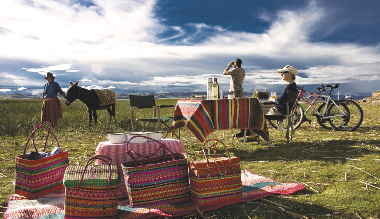 Aymara Route