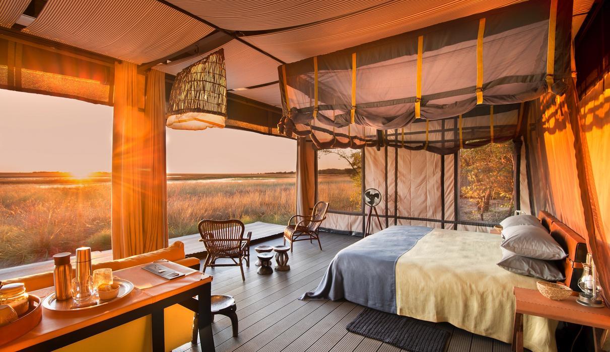 Time + Tide King Lewanika Bedroom