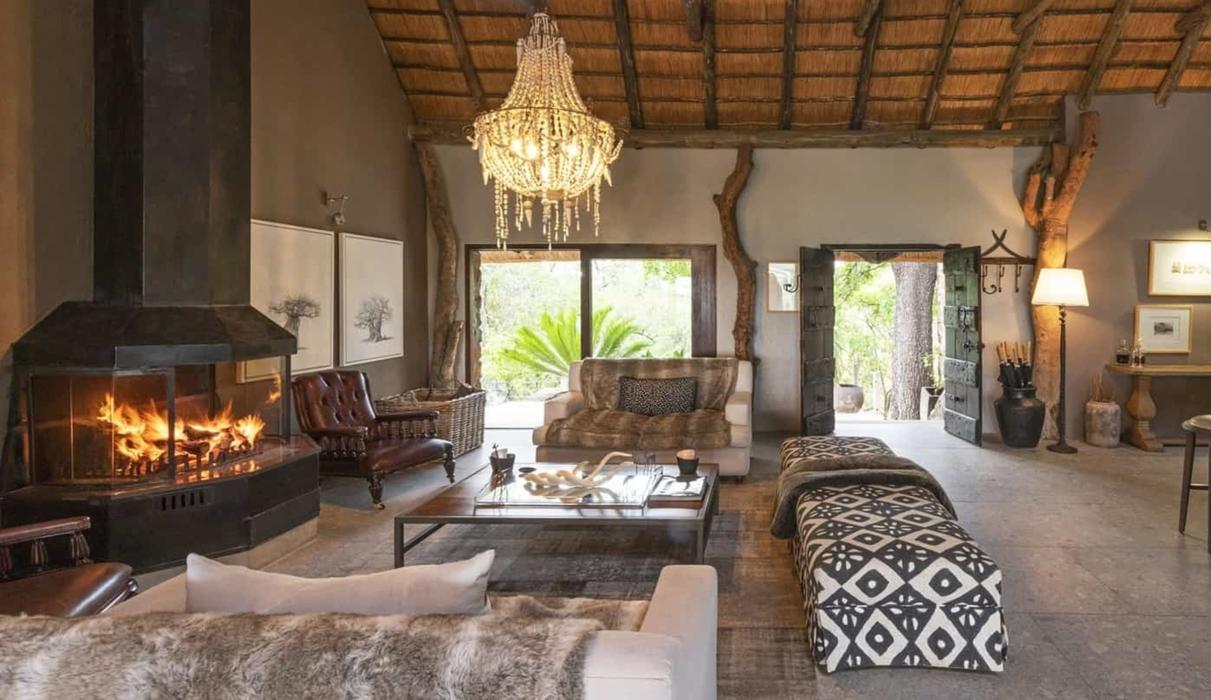 Leopard Hills - Lounge