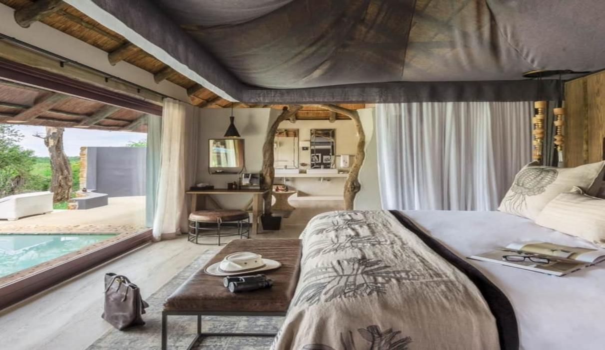 Leopard Hills with Plunge Pool view