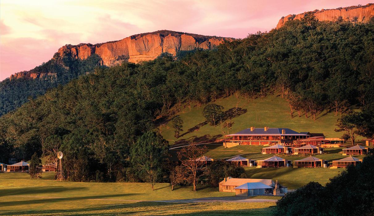 Emirates One&Only Wolgan Valley - Resort exterior